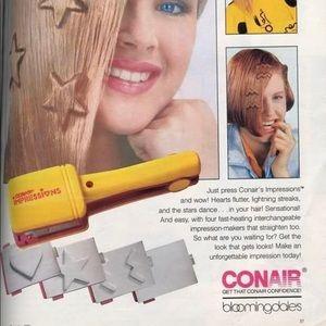 Conair 1989 impressions hair stamper